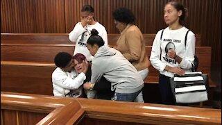 Tears as Port Elizabeth gangsters jailed for gangland killing (RE4)
