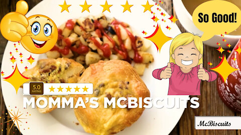 Momma's McBiscuits - Delicious and easy to make!