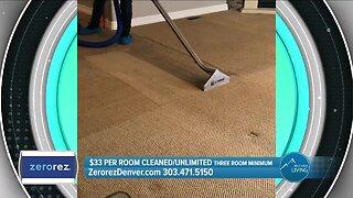 Your Carpet Has Never Been This Clean // Zerorez