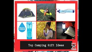 Top Camping Gift Ideas
