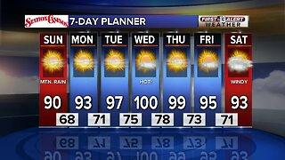 13 First Alert Las Vegas Weather June 2 Morning