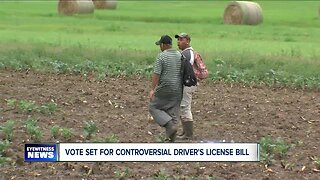 Driver's licenses for undocumented immigrants?