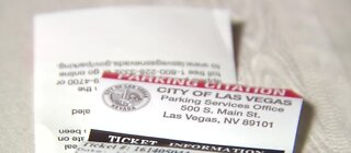 Pay off parking tickets with school supplies in Las Vegas