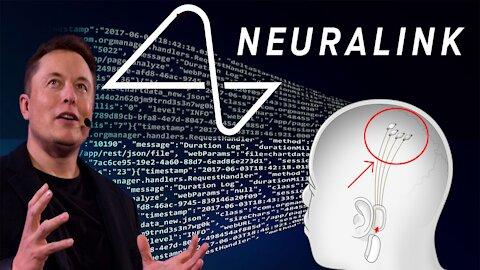 Elon Musk e il progetto NEURALINK - servizio RAI