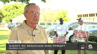 Ric Bradshaw wins Democratic primary, will face former captain in November
