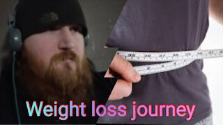 Weight loss journey (day 1)