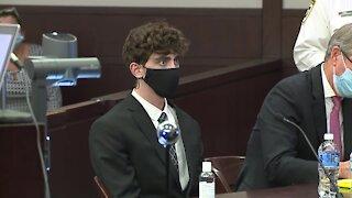 Judge delivers sentencing for Cameron Herrin
