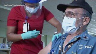 Lee County VA Healthcare Center expands COVID-19 Vaccine Distribution