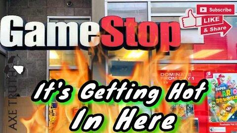 GameStop - It's Getting Hot In Here
