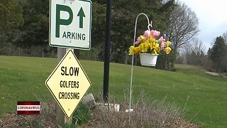 Golf courses set to reopen under Safer at Home