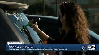 Arizona schools going virtual?