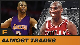 Trades That ALMOST Happened And Changed The NBA Forever