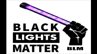 """BLACK LIGHTS MATTER!!! ARIZONA AUDIT BRINGS NEW MEANING TO """"BLM"""""""