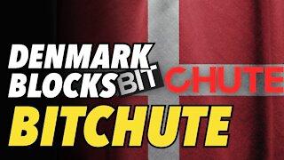 Denmark shuts down access to Bitchute