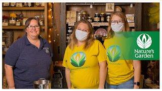 Natures Garden Visits Gibson's Herbal Gatherings