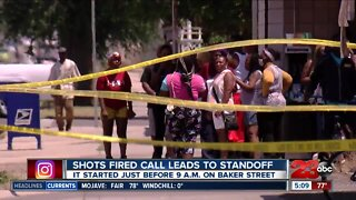 No suspect found following hours-long standoff