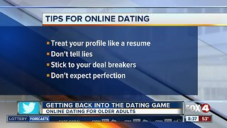 Learning the ins and outs of online dating