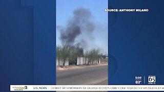 Team coverage of the Draken US crash in Las Vegas