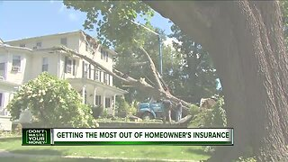 Getting the most out of homeowners' insurance