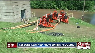 Lessons learned from spring flooding