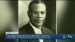 Black History Month: Honoring Ellis W. Woods