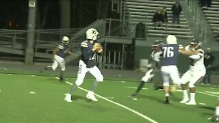 Spring football makes state history