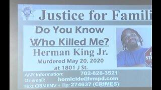 LVMPD seeks help solving murder of Las Vegas man