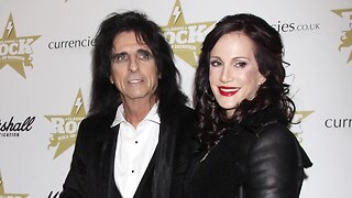 Alice Cooper And Wife Sheryl Goddard Make Death Pact