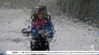 3 p.m. update on winter storm