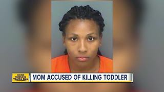 Mother of 2-year-old charged with boy's murder