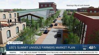 Lee's Summit unveils farmers market plan