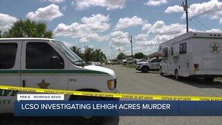 Morning Rush: Lehigh Acres murder investigation