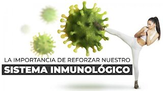The importance of strengthening our immune system