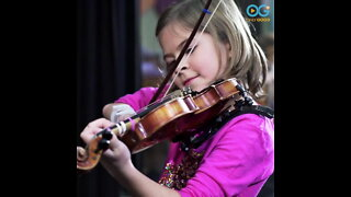 This Unstoppable (and Adorable) 'Differently-Abled' Violinist Inspires Us All - Today's Daily Diversion
