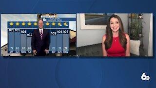 Scott Dorval's Idaho News 6 Forecast - Friday 7/9/21