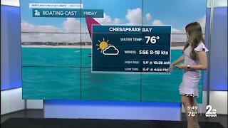 WMAR 2 News Weather 5:30 pm