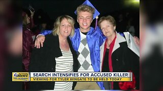 Search intensifies for accused killer of Tyler Wingate