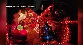 Halloween decorations in Las Vegas 1