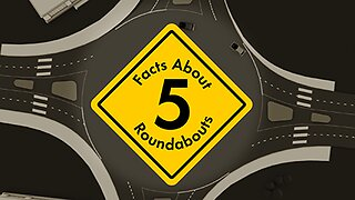 HowStuffWorks Illustrated: 5 Facts About Roundabouts