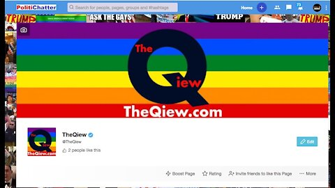 The Qiew PolitiChatter Promo