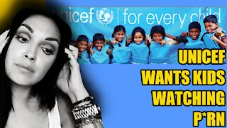 UNICEF: P*rn is a child's right