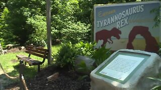 Dinosaurs Around the World opens at Cleveland Metroparks Zoo