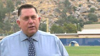 23ABC Interview: John Myers, Kern Valley High School Principal