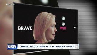 New York Senator Kirsten Gillibrand officially enters 2020 presidential race
