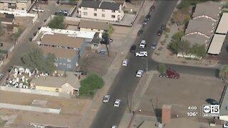 Man shot, killed in Phoenix