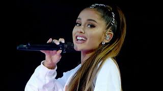 Ariana Grande BREAKS Social Media Hiatus & TEASES Single 'No Tears Left To Cry'