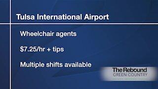Who's Hiring: Tulsa International Airport