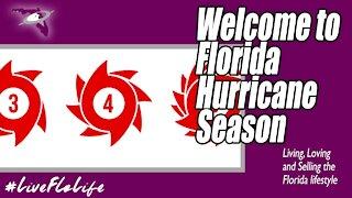 Welcome to Florida Hurricane Season