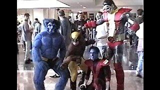 Dragon*Con 1997 Atlanta Convention Center