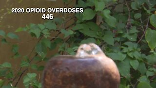 Overcoming addiction during a record year of overdose deaths in Pima County